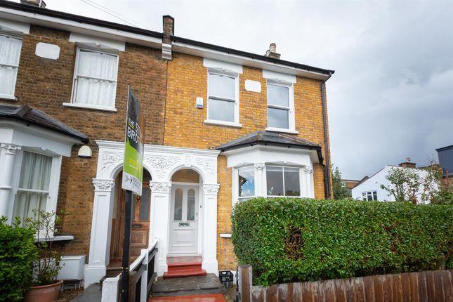 Thumbnail End terrace house for sale in Salisbury Road, London