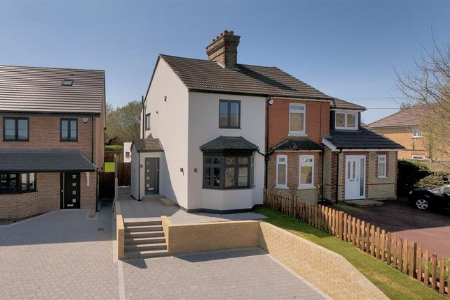 Thumbnail Semi-detached house for sale in Hollow Lane, Snodland