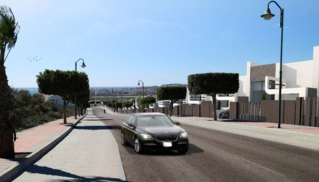 Avenue of Spain, Málaga, Vélez-Málaga, Caleta De Vélez, Baviera Golf