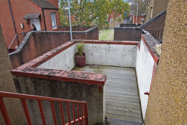 Decking of Broughty Ferry Road, Dundee DD4