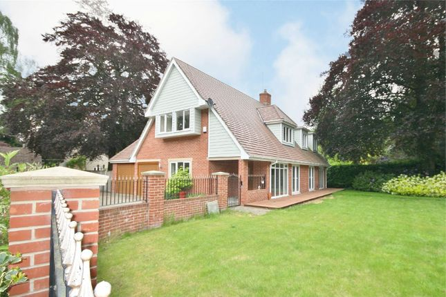 4 bed detached house for sale in Wimborne Road East, Ferndown