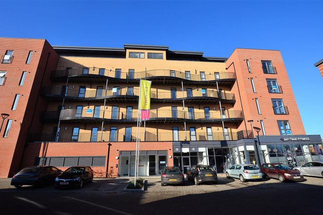 Thumbnail Flat to rent in Castleward Court, Trinity Walk, Derby