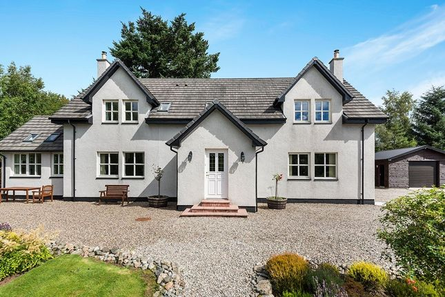 Thumbnail Detached house for sale in Fort Augustus