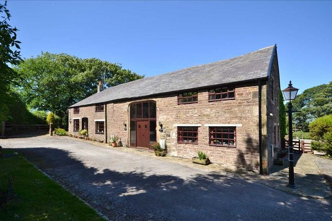 Thumbnail Detached house for sale in Triggs Farm & Triggs End, Fishwick Lane, Higher Wheelton, Chorley