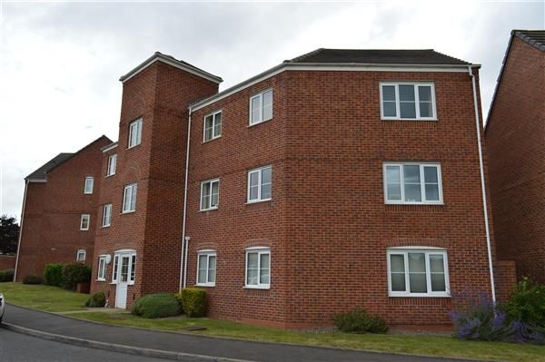 Thumbnail Flat for sale in Windrush Close, Walsall, Pelsall