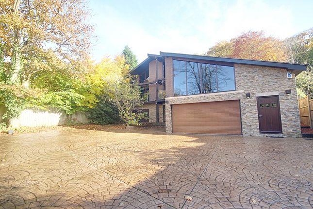 Thumbnail Detached house for sale in Sefton Drive, Mapperley Park, Nottingham