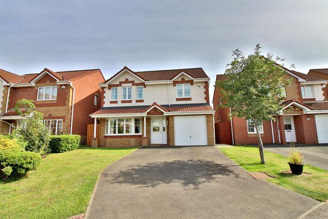 Thumbnail Detached house for sale in Balfron Drive, Coatbridge