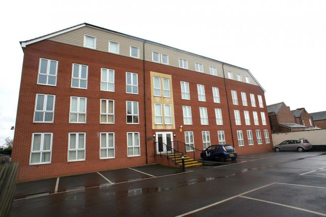 Thumbnail Flat to rent in Rowe Court, Acton Road, Nottingham