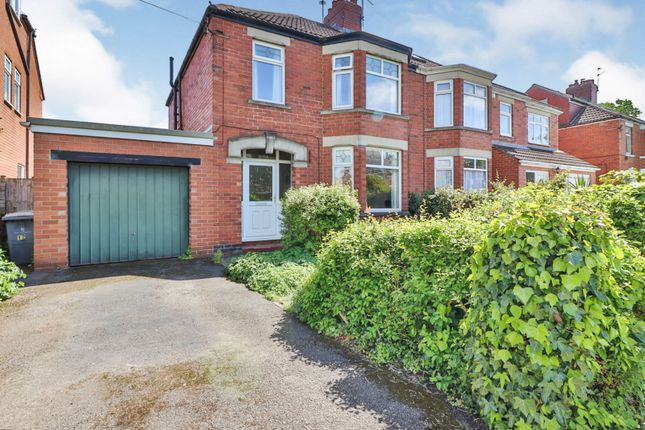 Thumbnail Semi-detached house for sale in Irwin Avenue, York
