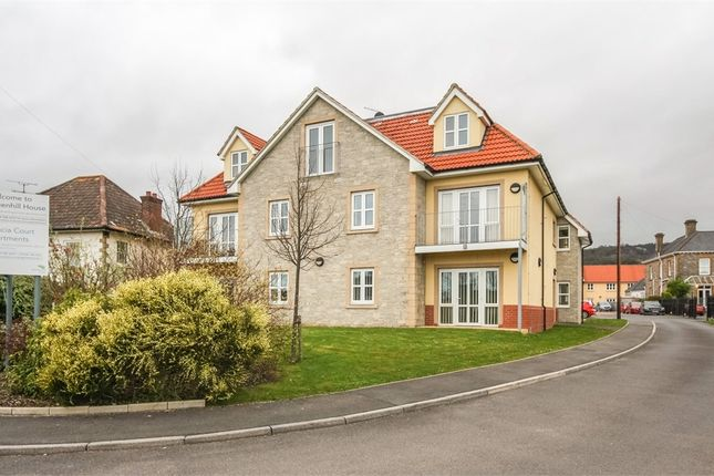 Thumbnail Flat for sale in Apartment 11, Acacia Court, Tweentown, Cheddar, Somerset
