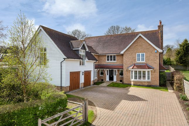 Thumbnail Detached house for sale in Meadow Lane, Newmarket