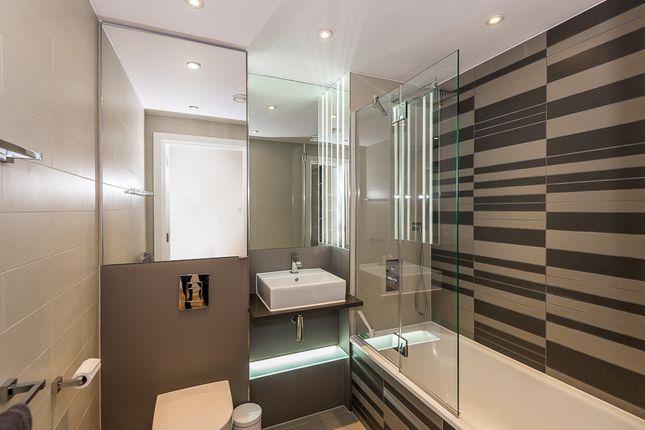 Bespoke Bathroom of Avantgarde Place, Shoreditch E1