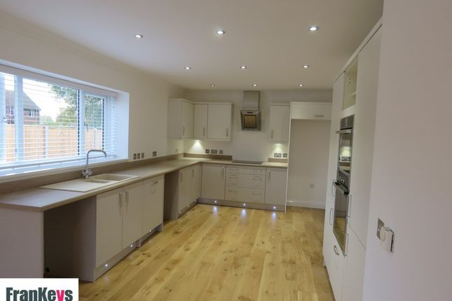 Thumbnail Detached bungalow for sale in Cheshire Lane, Witham St. Hughs, Lincoln