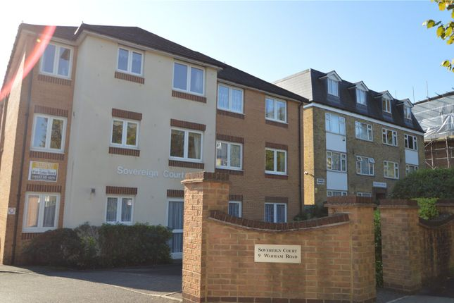 Thumbnail Property for sale in Sovereign Court, 9 Warham Road, South Croydon