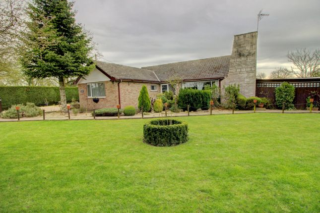 Thumbnail Bungalow for sale in Meadow Lane, North Scarle, Lincoln