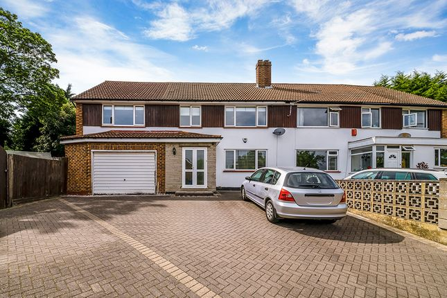 Thumbnail Semi-detached house for sale in Hermitage Gardens, London