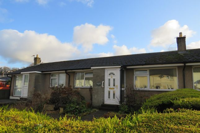 Thumbnail Terraced bungalow for sale in Helmside Road, Oxenholme, Kendal