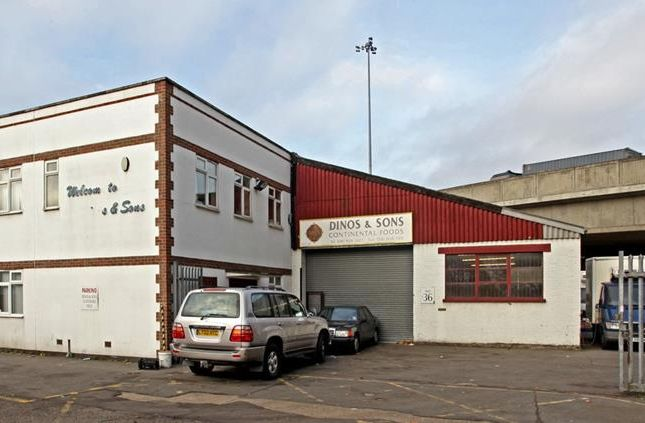 Thumbnail Warehouse to let in Unit 36 Mill Mead Road, Tottenham, London