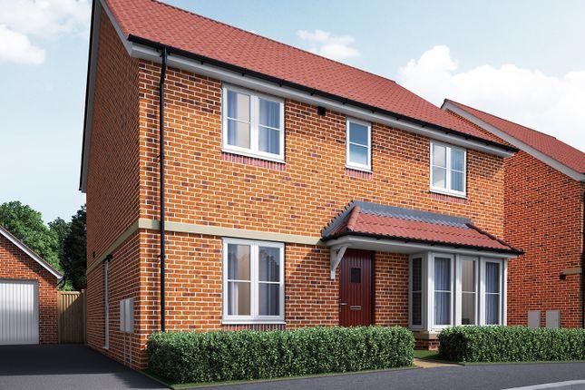 """Thumbnail Detached house for sale in """"The Pembroke"""" at Radwinter Road, Saffron Walden, Essex, Saffron Walden"""