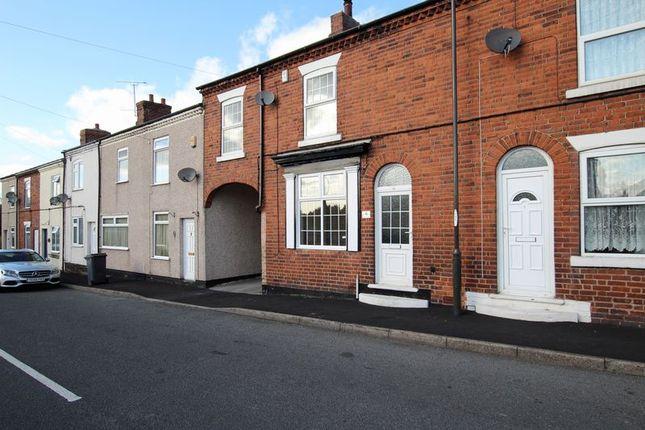 Thumbnail Terraced house to rent in Hilcote Lane, Hilcote, Alfreton