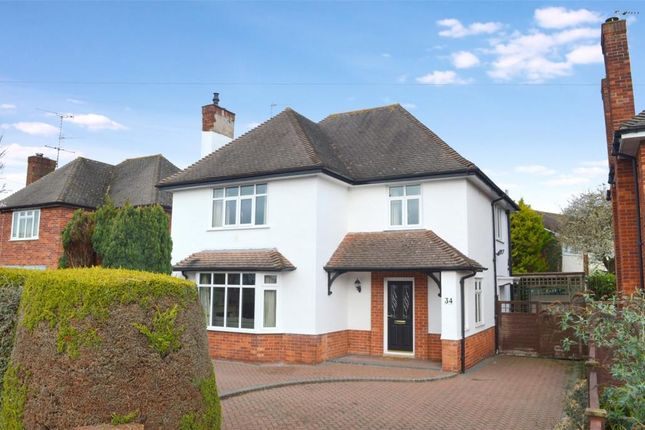 Thumbnail Detached house for sale in Parkfield Drive, Taunton, Somerset