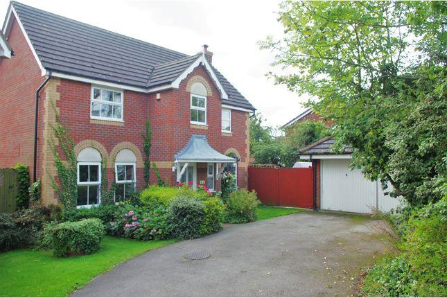 Thumbnail Detached house for sale in Rievaulx Avenue, Knaresborough