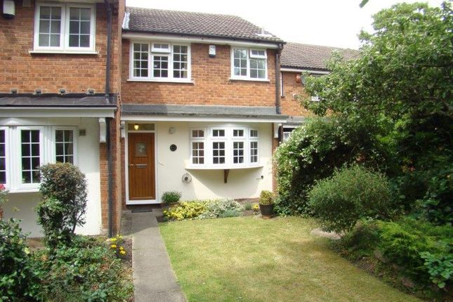 Thumbnail Terraced house to rent in Mirberry Mews, Lenton