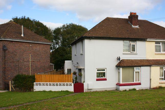 Semi-detached house for sale in Gelliswick Road, Hakin, Milford Haven
