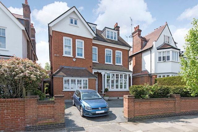 Thumbnail Detached house to rent in Lytton Grove, London