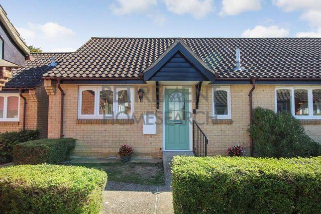 Thumbnail Bungalow for sale in Newnham Green, Maldon