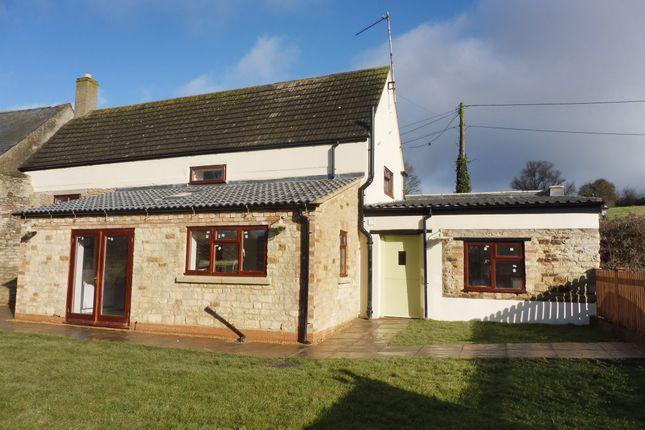 Thumbnail Cottage for sale in Freemans Lane, Denford, Kettering