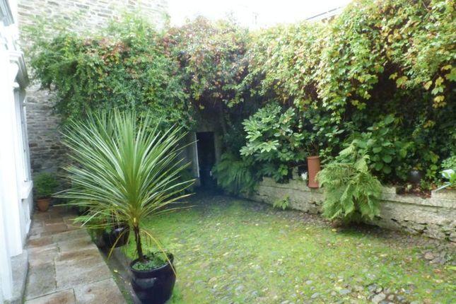 Garden of Drake Road, Tavistock PL19