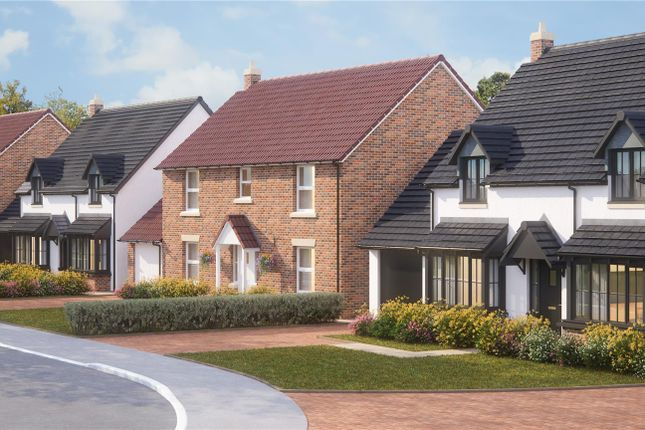 Hatterswood CGI of The Hicks, Hatterswood, Tanhouse Lane, Yate, Bristol BS37