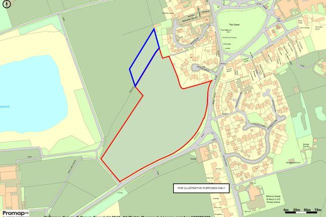 Thumbnail Land for sale in Scorton, Rochmond