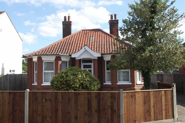 Thumbnail Bungalow for sale in Stalham, Norwich