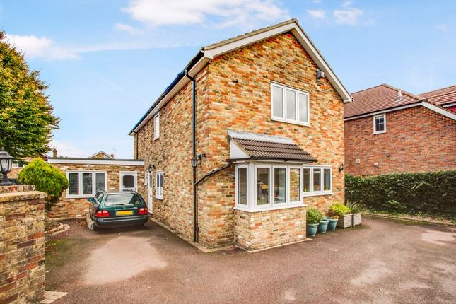 Thumbnail Detached house for sale in Cherry Grove, Holmer Green, High Wycombe