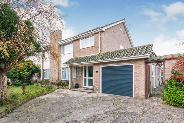 Thumbnail Detached house for sale in Clifford Avenue, Eastbourne