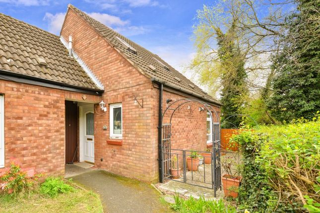 Thumbnail Terraced house for sale in Halifax Drive, Leegomery