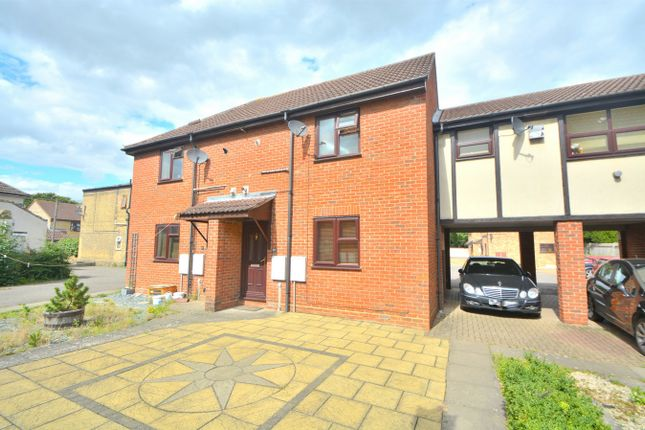 Thumbnail Terraced house for sale in Mortimer Row, Somersham, Huntingdon, Cambridgeshire