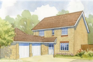 Thumbnail Detached house to rent in Collingham Close, Templecombe