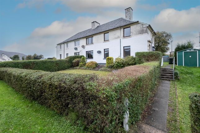 3 bed flat for sale in Lundy Road, Inverlochy, Fort William PH33