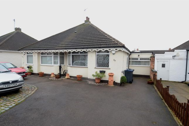 Thumbnail Semi-detached bungalow for sale in Darley Avenue, Hodge Hill, Birmingham
