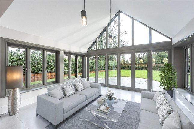 Thumbnail Detached house for sale in Ashlyns Grove, Chesham Road, Berkhamsted, Hertfordshire HP4.