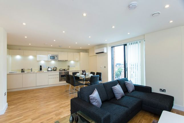 Thumbnail Flat to rent in The Arc, Arc House, Tower Bridge