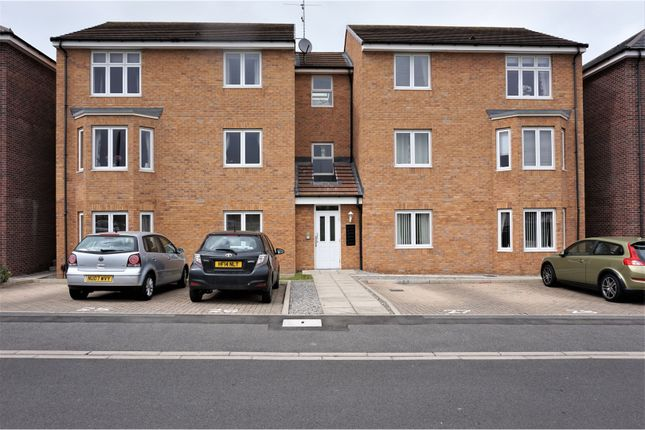 Thumbnail Flat for sale in Harpers Green, Stockton-On-Tees