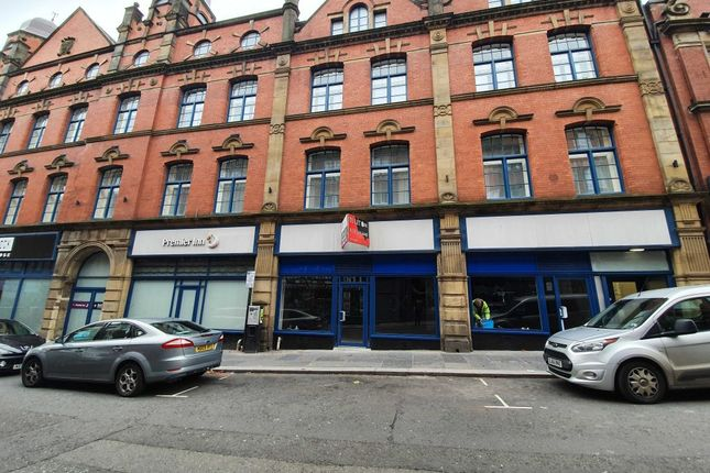 Thumbnail Leisure/hospitality to let in Newgate Street, Newcastle Upon Tyne