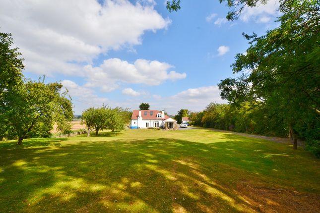 Thumbnail Detached house for sale in Barton Lane, Thrumpton