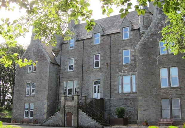 Thumbnail Flat to rent in Flat 14 Braal Castle, Halkirk, Caithness
