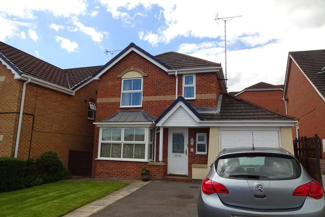 Thumbnail Detached house for sale in Leebrook Drive, Owlthorpe, Sheffield