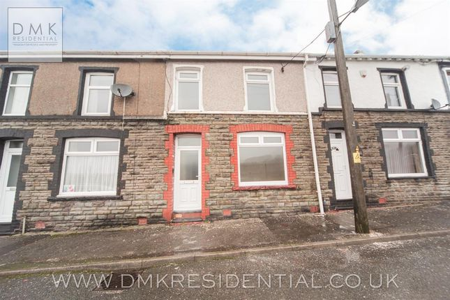 3 bed terraced house to rent in Brynglas Terrace, Caerau, Maesteg CF34